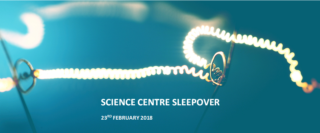 Science Centre Sleepover